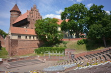 Olsztyn - Zamek Kapituły Warmińskiej