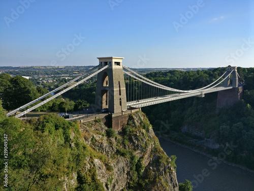 фотография Suspension bridge de Clifton