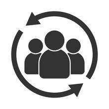User Avatar Icon, Sign, Profile Symbol