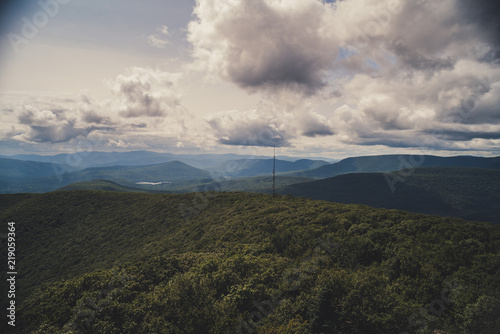 Fotografie, Obraz  Mountain Signal