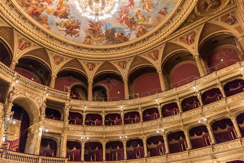 Printed kitchen splashbacks Theater Budapest Opera House
