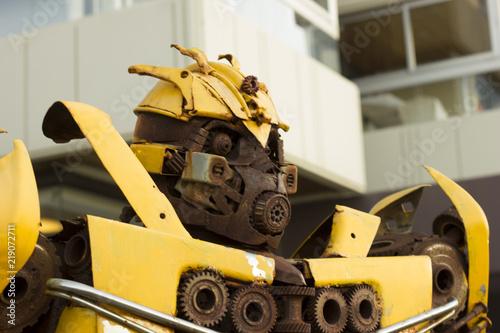 Photo Autobot