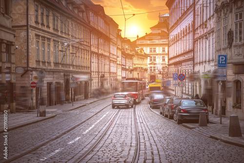 Fototapeta Praga architektura-pragi