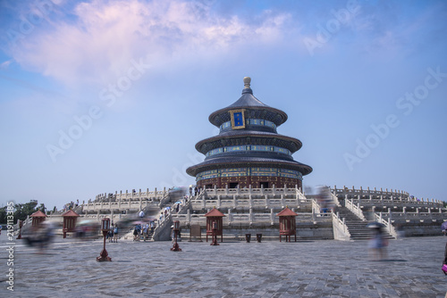 Foto op Plexiglas Bedehuis Temple of Heaven - temple and monastery