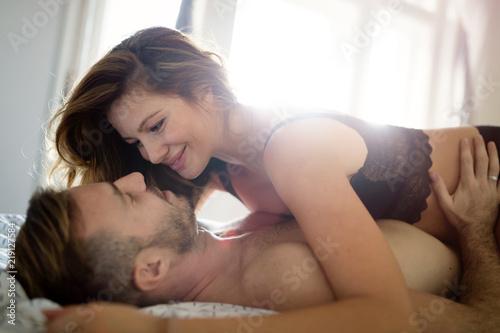 Fotografie, Obraz  Expression of passionate lovemaking