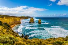 Coastal Strip Of Twelve Apostles