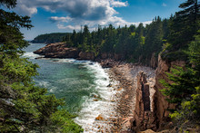 Monument Cove, Acadia National...
