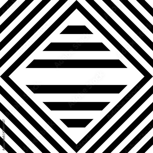 seamless-pattern-with-striped-black-white-straight-lines-and-diagonal-inclined-lines-zigzag-chevron-optical-illusion-effect-op-art-vector-vibrant-decorative-background-texture