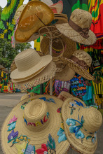 Summer Beach Hats And Clothing...