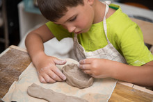 Pottery Workshop For Kids, Raw...