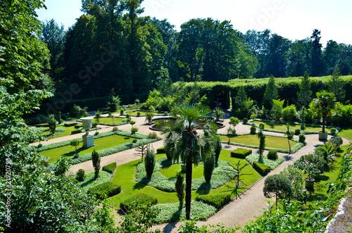 Sizilianischer Garten Potsdam Allemagne Buy This Stock Photo And