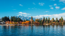 Queenstown And The Remarkables...
