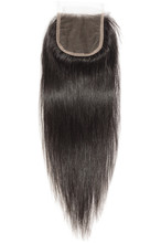 Natural Straight Black Human H...