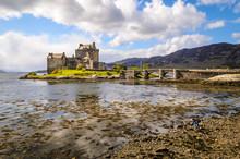 Eilean Donan Castle. Scottish Landscape. Scotland, Great Britain