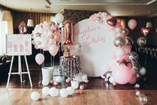 Photo Of A Birthday Party With...