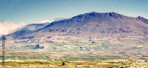 Beautiful nature of Iceland