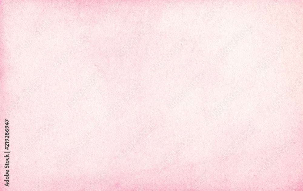 Fototapety, obrazy: Pink paper background - High resolution