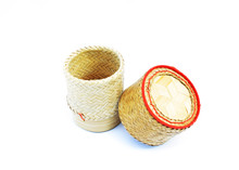 Kratip Rice - Bamboo Basket Of...