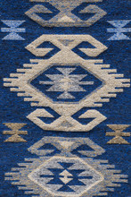 Georgian Kilim, Hand Made Carpet From Caucasian Region