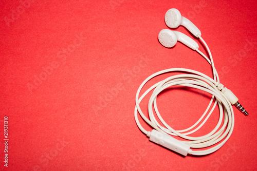 Obraz Fone de ouvido para celular  - fototapety do salonu