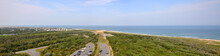Aerial View Of Cape Hatteras N...