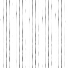 Black Thin Vertical Hand Drawn...