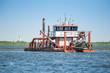 Macchinario per la lavorazione del fondale marino