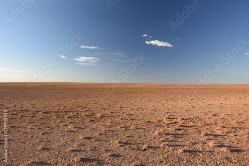 Fotografering  paesaggio desertico