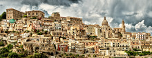 Ragusa Ibla Medieval Town In S...