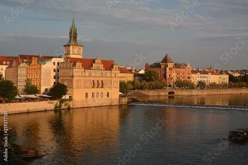 Staande foto Praag Das Goldene Prag!