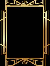 Art Deco Gatsby Inspired, Roar...