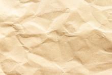 Brown Wrinkle Recycle Paper Ba...