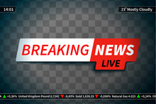 Breaking News Screen Saver On ...