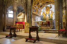 Inside Of Cathedral Of Saint D...