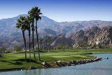 Pga West Golf Course, Palm Spr...