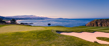Pebble Beach Golf Course, Mont...