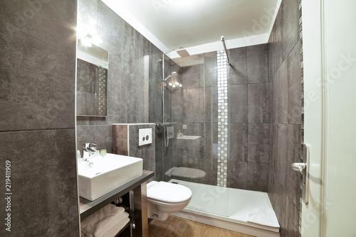 Canvas salle de bain