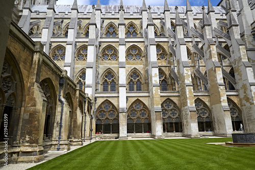 Westminster Abbey Wallpaper Mural