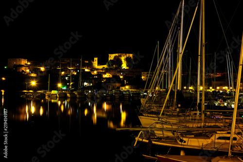 Fotografie, Obraz  Capodimonte di notte