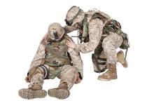 Military Medic, Commando Shaki...