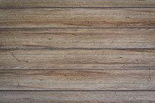 Wood Floor Texture Pattern Background Of Decorarive Redwood Striped On Wall.