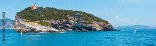 Photographie  Tino island, La Spezia, Italy