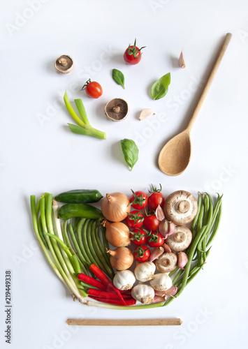 Soup bowl concept