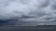 Going storm front to the City (TIME-LAPSE)