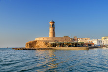 Lighthouse In Sur, Oman