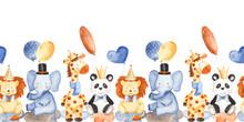 Watercolor Children's Birthday...