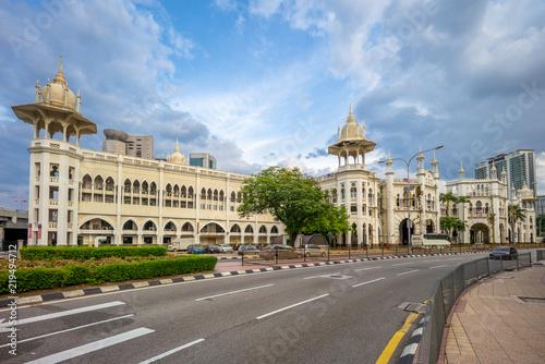 Photo Kuala Lumpur railway station in kuala lumpur, malaysia