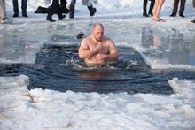 Belarus, Gomel, January 19, 20...