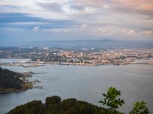 Ferrol From Bailadora Lookout
