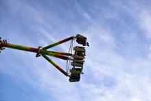 Fun In On The Rollercoaster On...